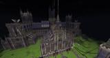 【minecraftマルチ鯖】建築中の大聖堂