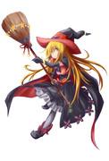 ゴーストリックの魔女さん