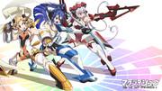 Fighter girls!
