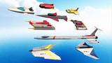 【MMD】 日本を代表する合体式戦闘機>(ノ゚ο゚)ノ