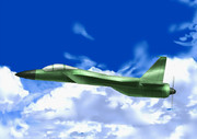 設計班「最先端機体の戦闘機っす!」 航空隊長「!!!!」