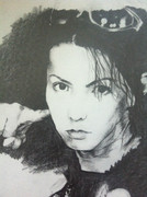 【模写】 L'Arc-en-ciel hyde