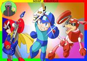 MSSP×ロックマン3!
