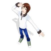 【MMDオリキャラ】カナト(モデル配布)