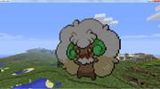 エルフーン In Minecraft