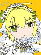 Fate/Extra BRIDE SABER