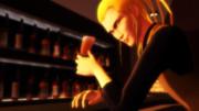一緒に飲む?