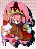 【擬人化】シャルロッテ【お菓子の魔女】