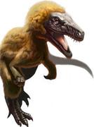 恐竜には毛がはえてたらしい