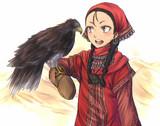 鷹大好きっ子