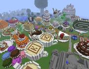 お菓子の街