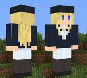 【Minecraft】フレンダさんスキン
