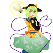 電球のカウンター攻撃だよぉ!!