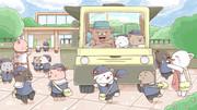 ネコの幼稚園