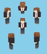 【Minecraft】若葉【艦これ】