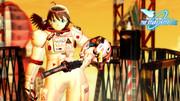 スターラスターガール ガイア実験機搭乗員-星井美希