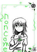 【nonokomeさんを】描いてみた【(*´ω`*)】