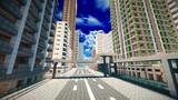 【Minecraft】 都市開発