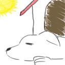 白イヌさんへ