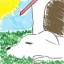 白イヌさんへ2