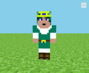 【Minecraft】ドラクエⅣの勇者 スキン