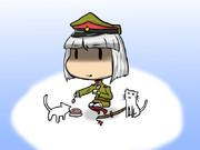 「提督!鎮守府の裏で陸軍が猫に餌やりをしております!」