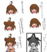 簡単な☆那珂ちゃんの描き方