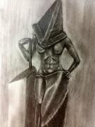 女性三角さん