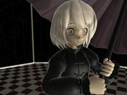 【MMD】多々良小傘改変してみた
