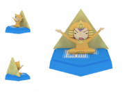 フィギュア風 ピラミッドパワー