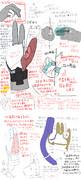 赤城、加賀さんの右手を描く時気をつけるべき事【艦これ】