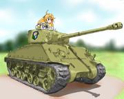 戦車道、始めました。
