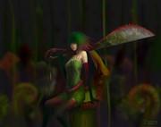 worrir of shade-日陰の女戦士