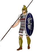 マケドニア式ファランクスの前身