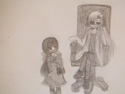 闇医者と将来人形師