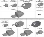 兵装対応表(駆逐艦用)
