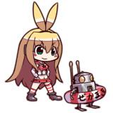 駆逐艦・木間風