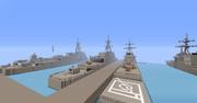 新軍港の風景