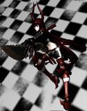 【MMD】ブラック☆ゴールドソー