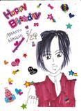 菊地真ちゃん、お誕生日おめでとう2013!