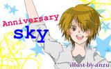 anniversary sky