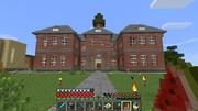 minecraftで北海道庁旧本庁舎