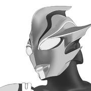 【白黒】ウルトラマンメビウス