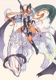 キマイラの女竜騎士