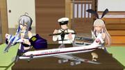 第三回MMD航空祭告知