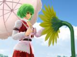【MMD】太陽の花