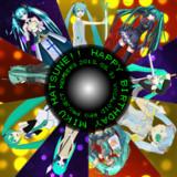 【ボカロRPG合作企画】HAPPY 6TH BIRTHDAY MIKU HATSUNE!!