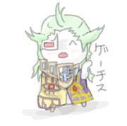 【ポケモンBW】┌(┌^o^)┐ゲーチス【おえかきの森】