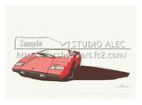 ランボルギーニ カウンタック LP400