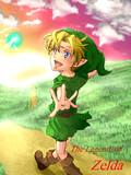 緑衣を身に纏う勇者